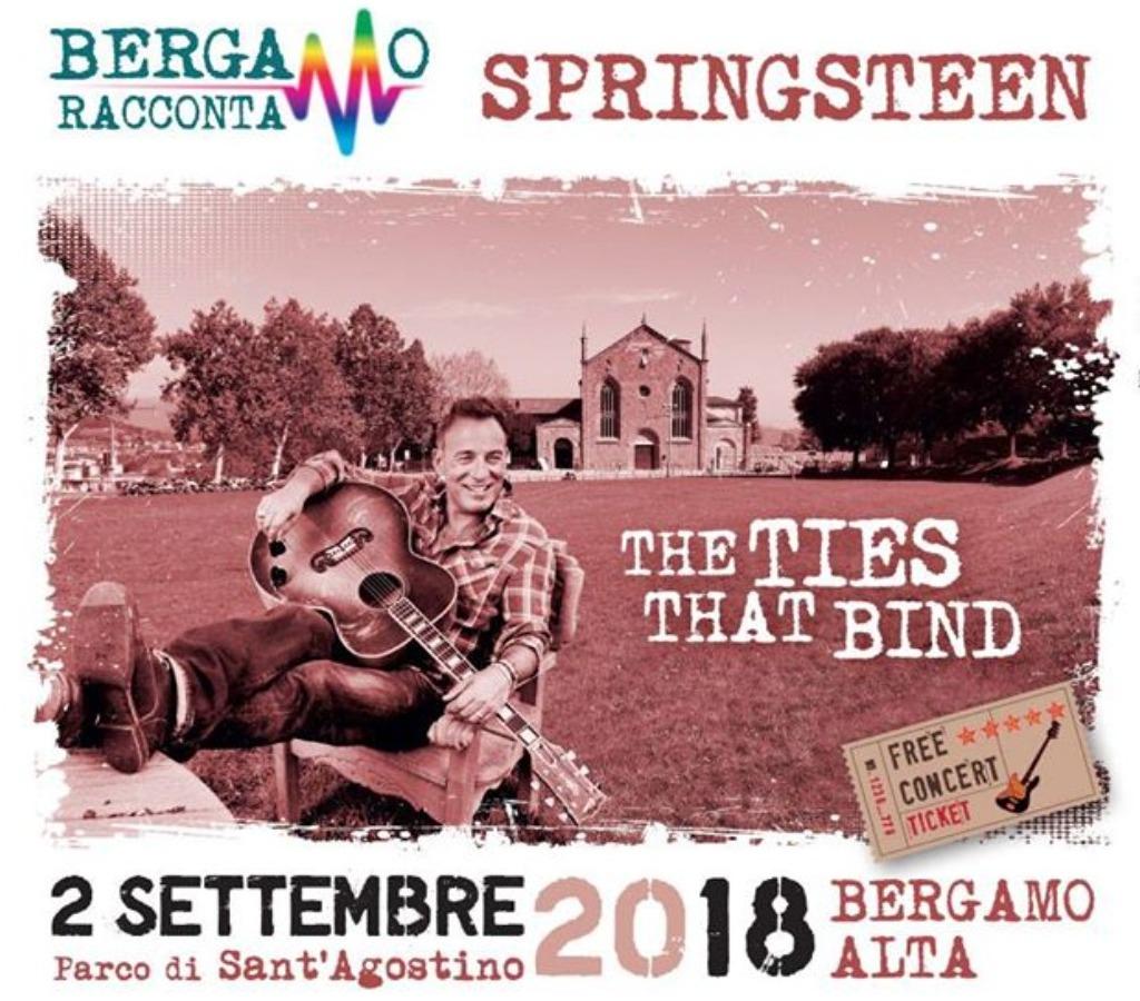 Bergamo Racconta Springsteen