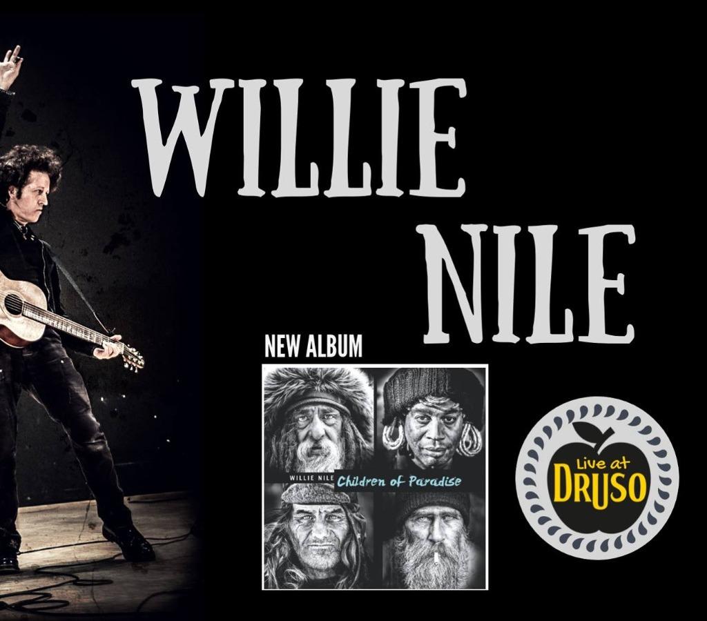 Willie Nile LIVE