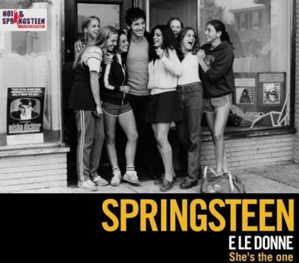 Springsteen e le donne.