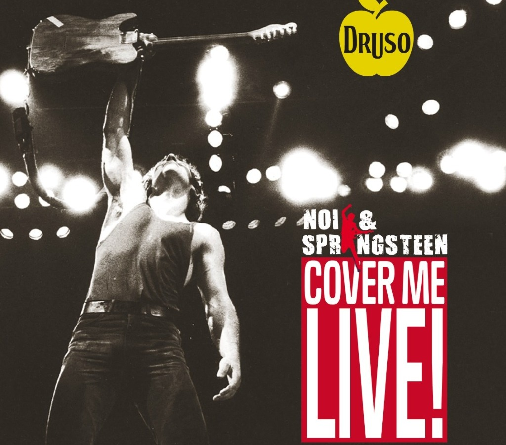 COVER ME LIVE Again